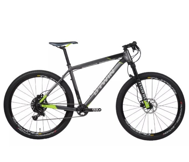 mountain bike intermediaria btwin rock rider 900
