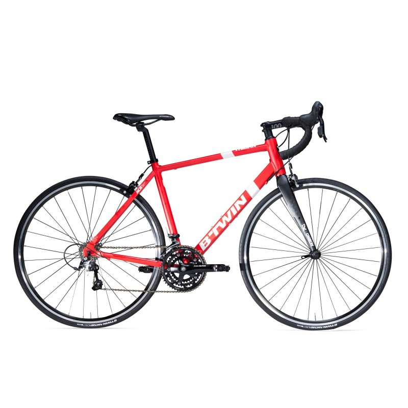 bicicleta speed até R$ 3500 btwin triban 500