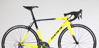 bicicleta de estrada intermediária Soul 3R1 2018