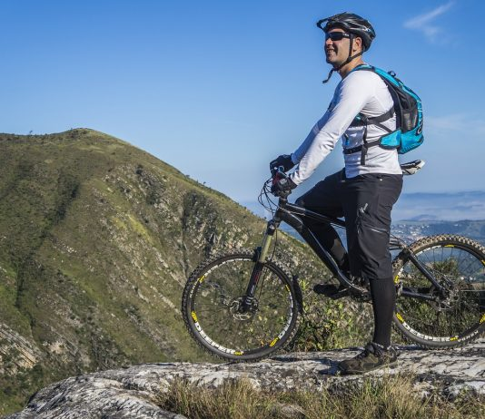 mountain bike para iniciantes