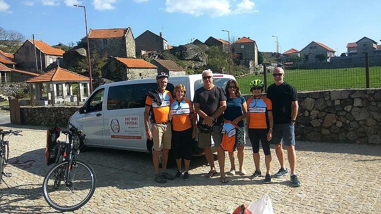 cicloturismo em Portugal