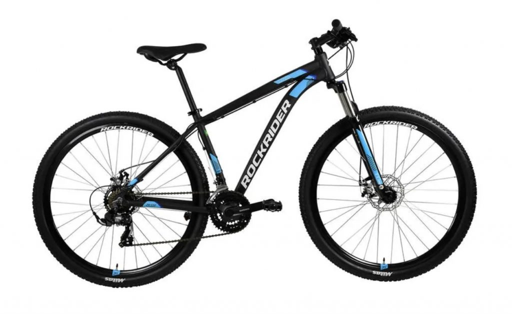 Mountain bike até R$ 3500 BTWIN Rockrider ST 120