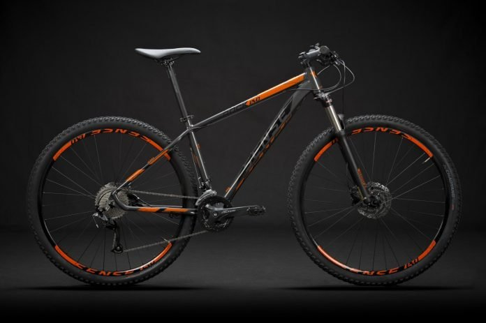mountain bike até R$ 3500 Sense Rock Evo