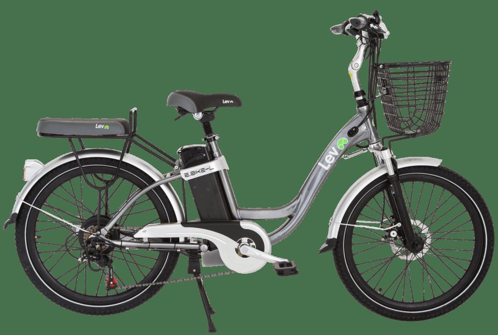 Bicicleta elétrica Lev aro 24