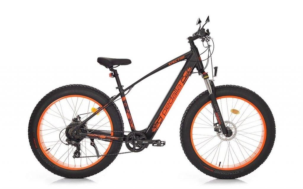 Fat Bike elétrica Pedalla Spectro