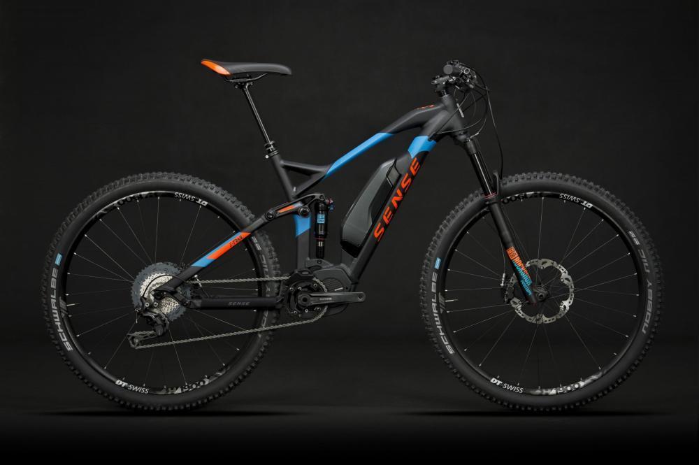 e-mountain bike Sense Impulse Trail