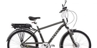 Bike elétrica Sense Wind