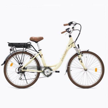bicicleta eletrica urbana Pedalla Gioia