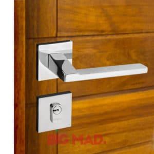 Fechadura para portas em inox 6
