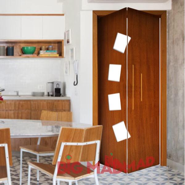 Porta Camarão Frisada com Vidro R123