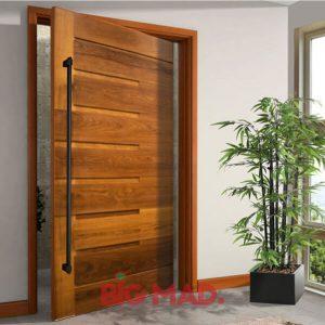 Puxador Para Portas em Inox 3