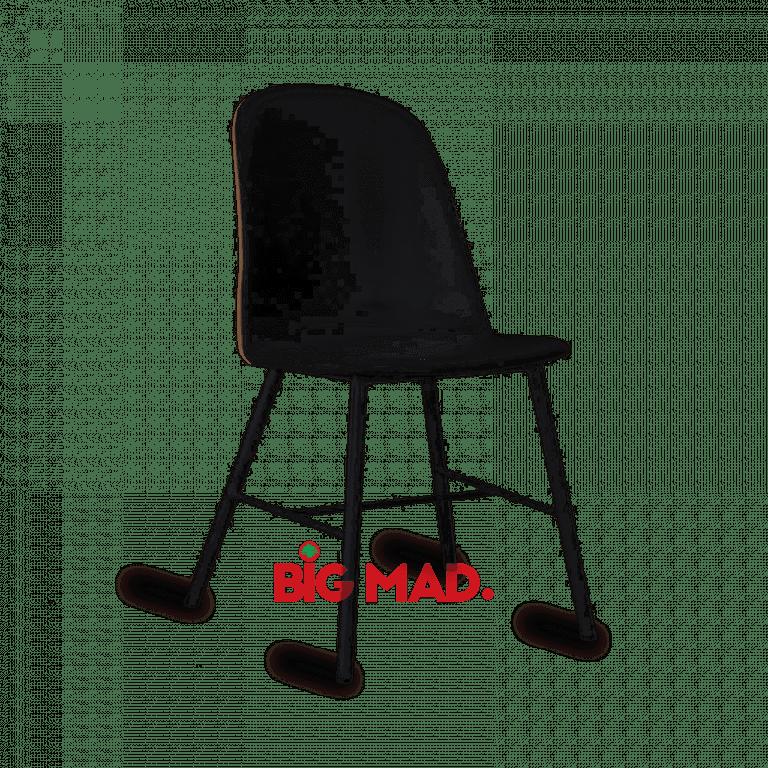 Cadeira Alanis em Courino