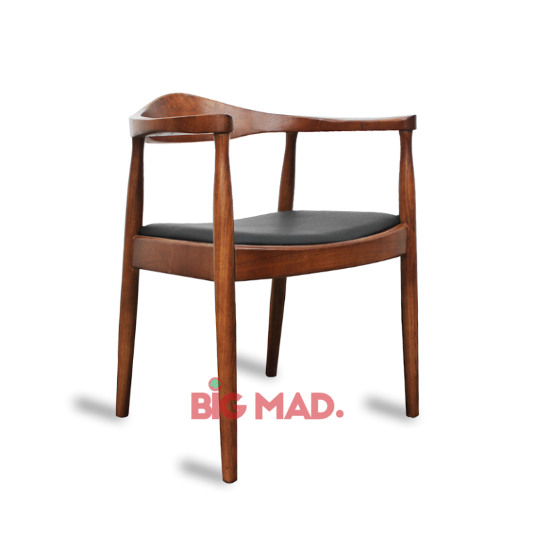 Cadeira Carolina Madeira Macica e Estofado