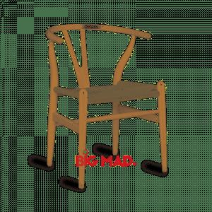 Cadeira valentina Com Cordas Sisal