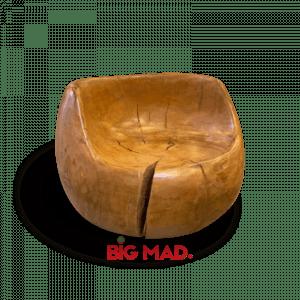 Poltrona de Madeira Macica Soft