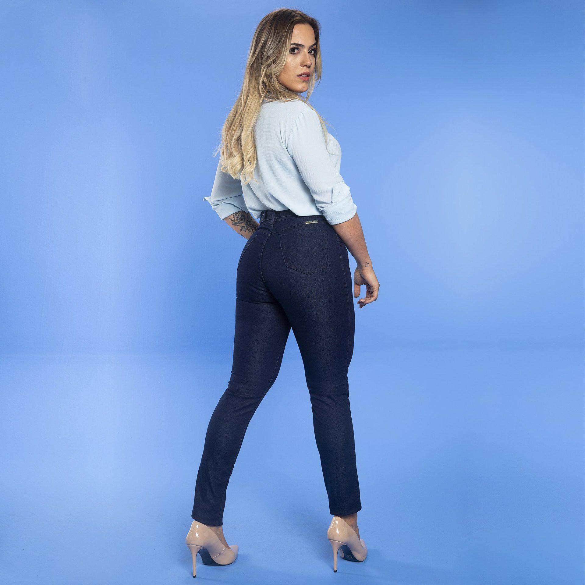 Calça Jeans Escura 2