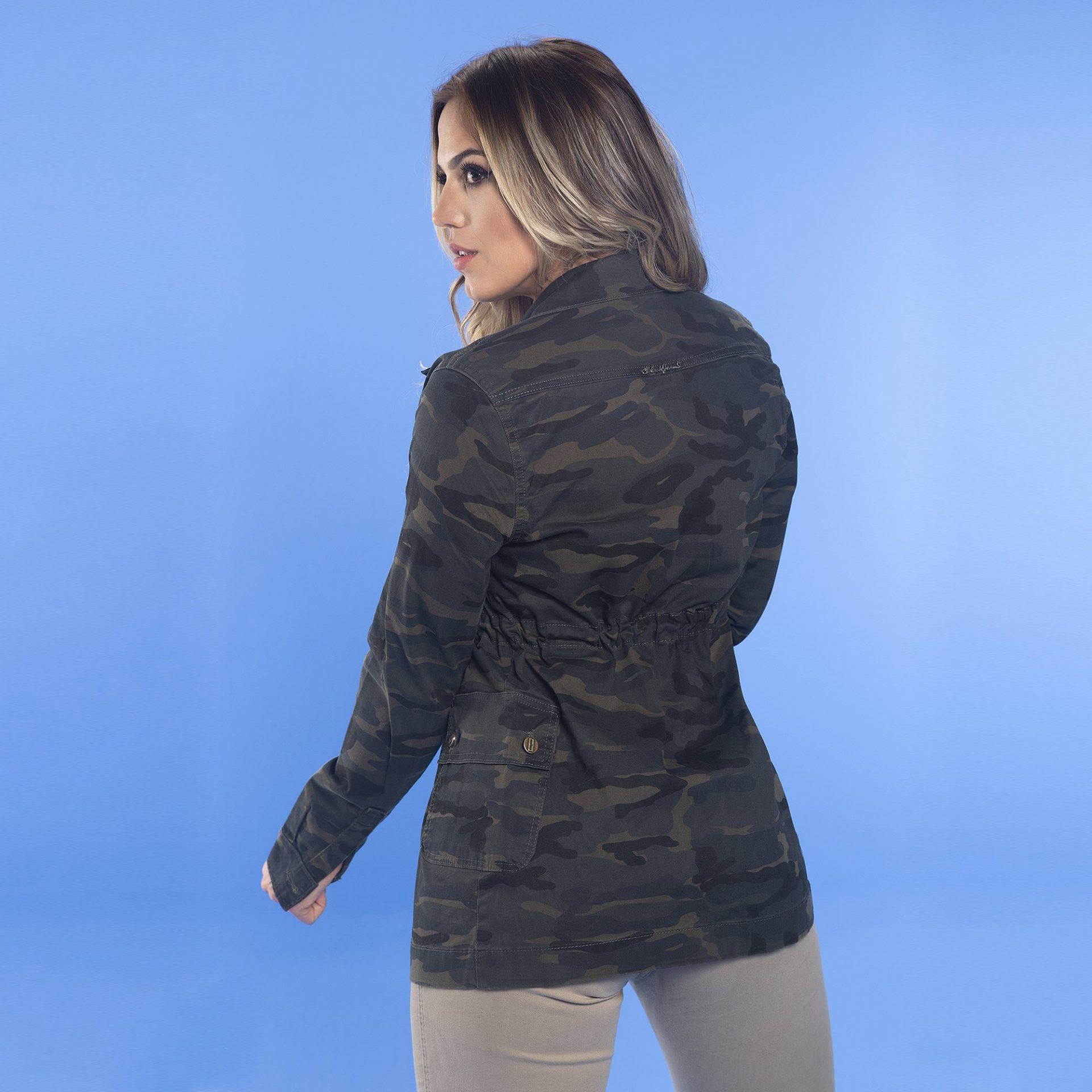 Jaqueta Militar 3