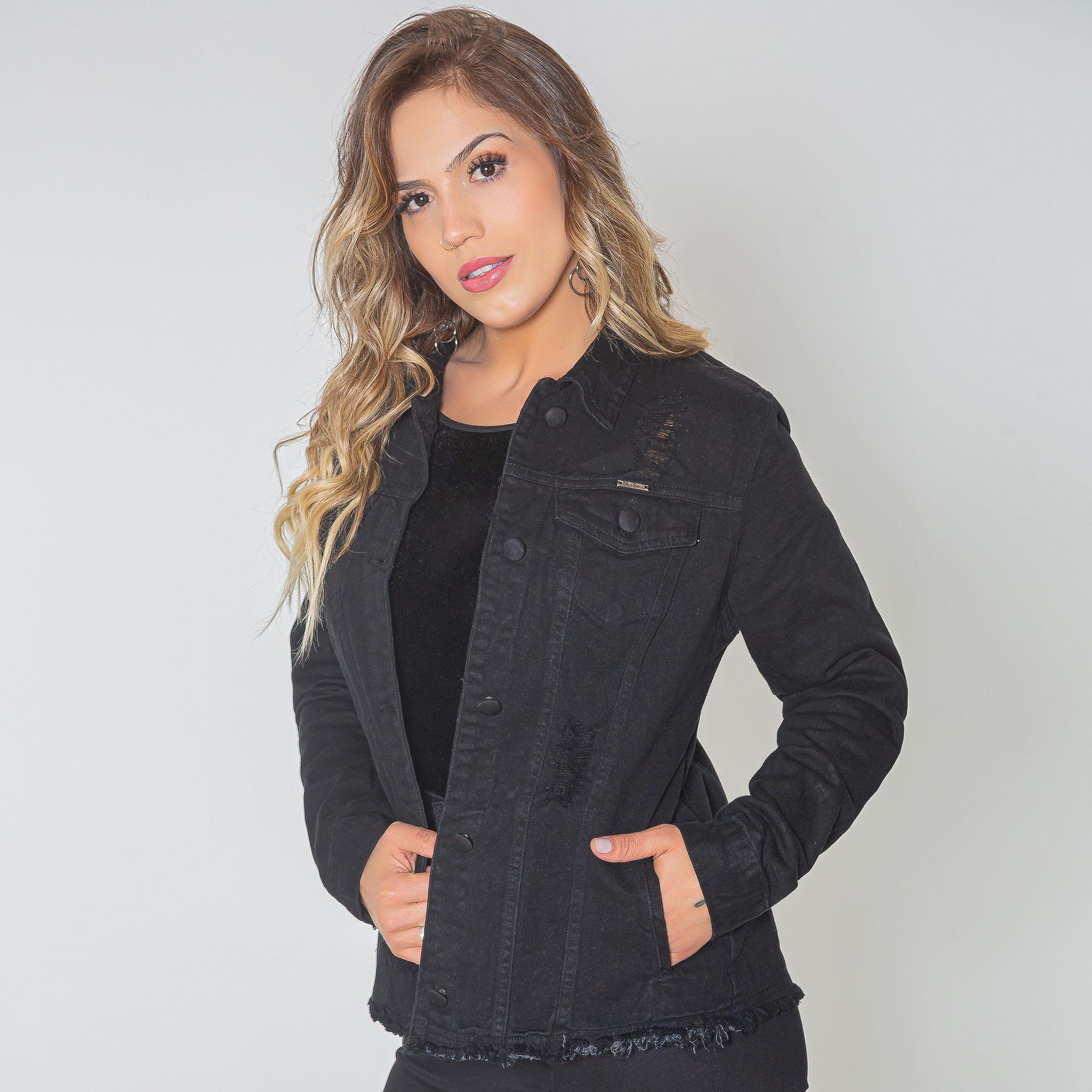 Jaqueta Sarja