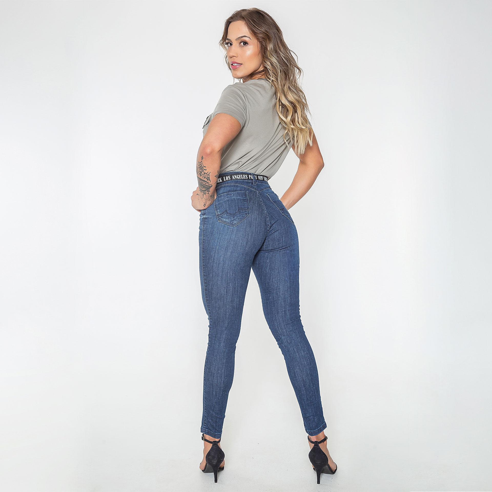 Calça Jeans Feminina