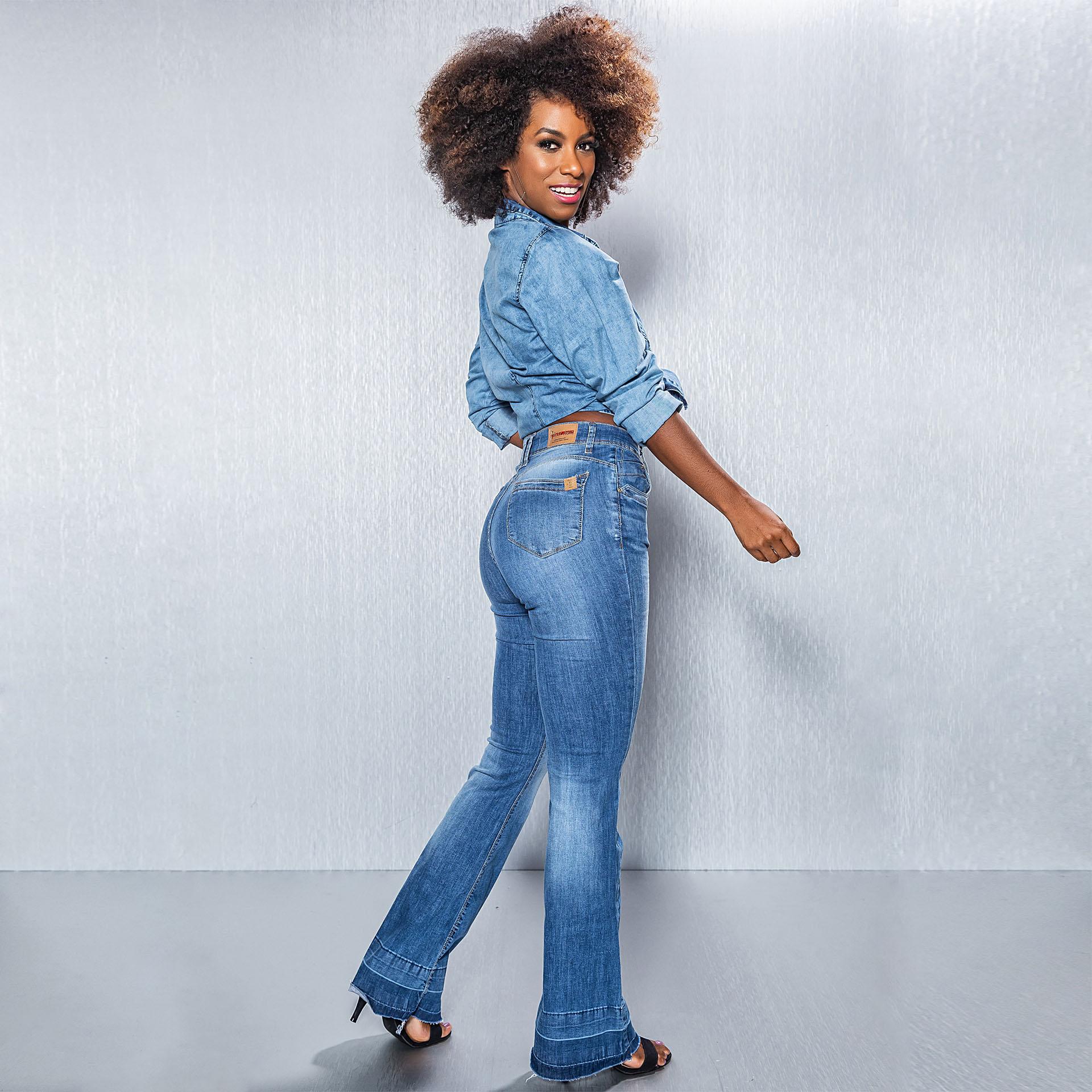 Camisa e Calça Jeans