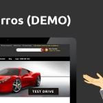 NOVO DEMO – Loja Virtual para Agência de Carros