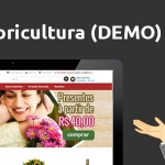 NOVO DEMO – Loja Virtual de Floricultura
