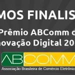 Brasil na Web Finalista no Prêmio ABCOMM – Inovação Digital 2016