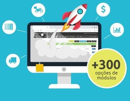 35bfd62fc Amplie suas ferramentas e estratégias adquirindo módulos extras para a sua loja  virtual. São mais de 300 opções e você paga apenas uma vez pelo recurso!