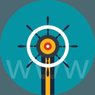 Utilize ou registre um domínio para sua loja virtual