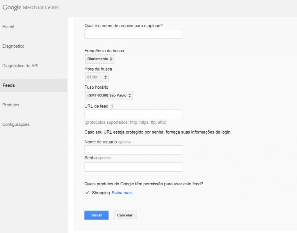 google-merchants-feed-metodo-automatico