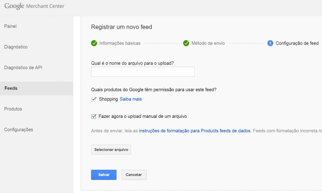google-merchants-feed-metodo-manual-upload