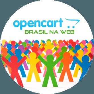 Comunidade OpenCart Brasil na Web