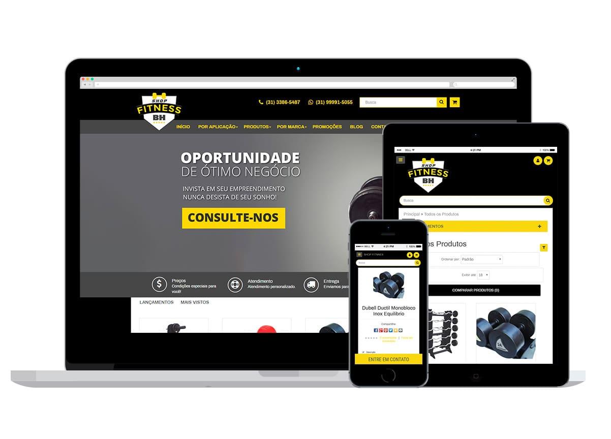 shop fitness bh 02 brasil na web. Black Bedroom Furniture Sets. Home Design Ideas