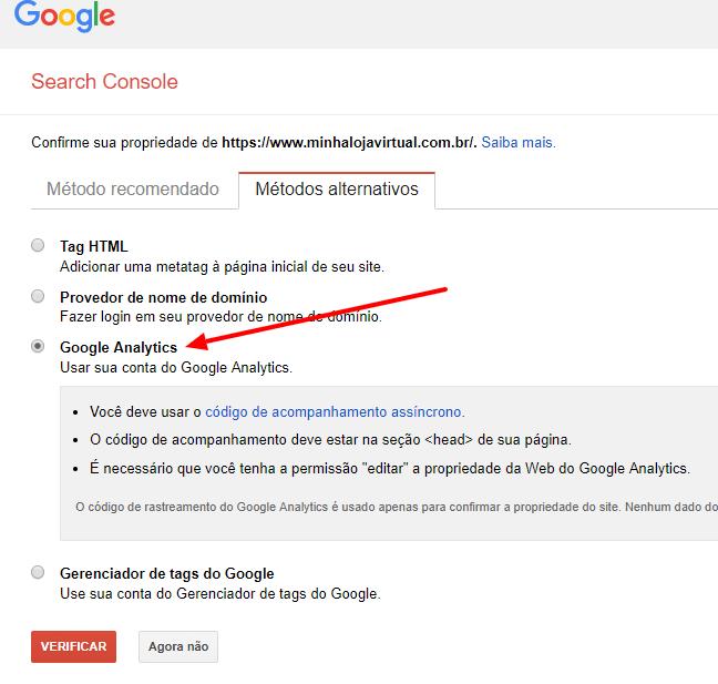 Google Sitemap Verification: Como Configurar O Sitemap Da Loja Virtual No Google Search