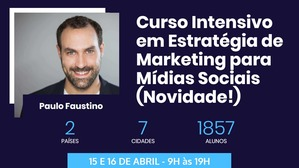 Curso Marketing Intensivo para Mídias Sociais