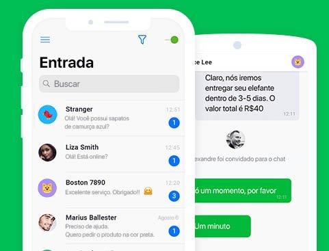 JivoChat parceiro Brasil na Web