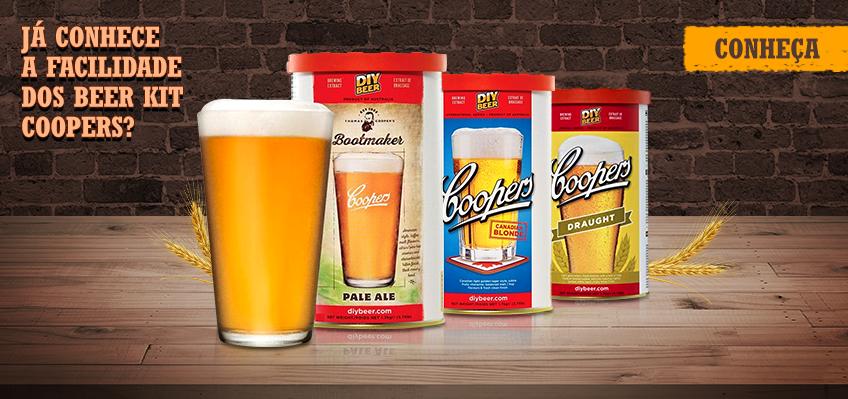 Beer Kit Coopers