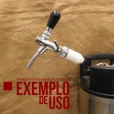 Adaptador de torneira italiana para POSTMIX