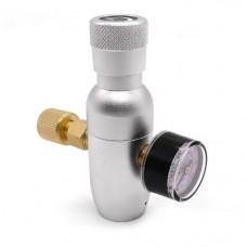 Regulador de pressão portátil para cartucho de CO2 16g com rosca
