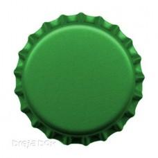 Tampinhas Pry Off Verde - 100 unidades