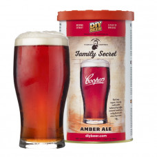 Beer Kit Coopers Family Secret Amber Ale - 23l