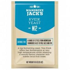 Fermento Kveik M12 - Mangrove Jack's - 10g