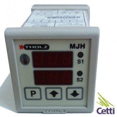 Controlador de Temperatura Digital TH-MJH002NPT100 - Tholz