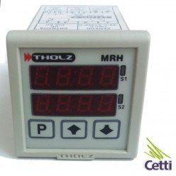 Termo Regulador Digital Tipo K  MRH261R P227 - Tholz