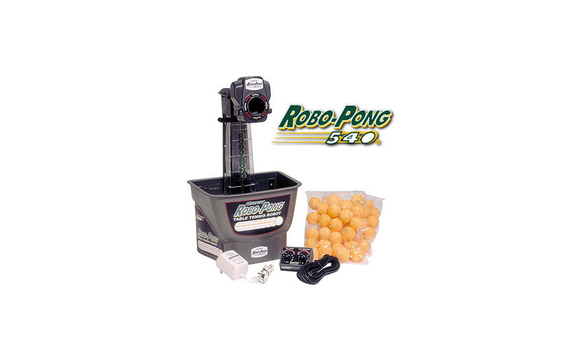 ddc7946e3 Robô para Tênis de Mesa Ping-Pong Robot Mod. 540 - (Marca Newgy Robo-Pong)