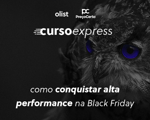 Curso Express para Alta Performance na Black Friday