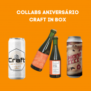 Pack Collabs - 1 ano Craft in Box (7 rótulos)