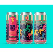 Cerveja Pineal Mind Blow Cotton Candy 473ml