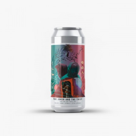 Cerveja Octopus The Joker and the Thief 473ml