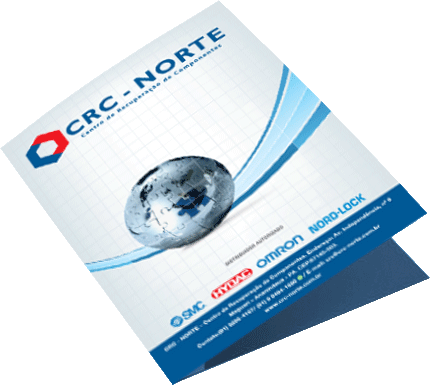 Folder CRC norte Distribuidor SMC